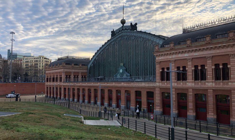 Christmas in Spain – Day 7: Madrid to Cádiz