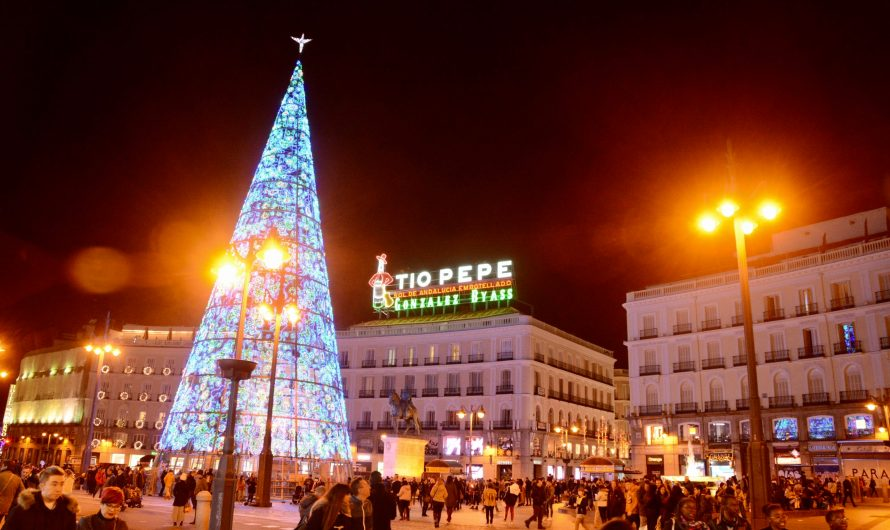 Christmas in Spain 2019 – Day 5: Madrid