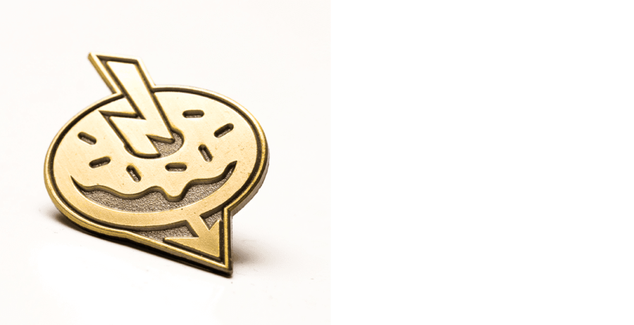 Limited Batch Fellowship Pin - WhiskyAndDonuts.com - Whisky And Donuts