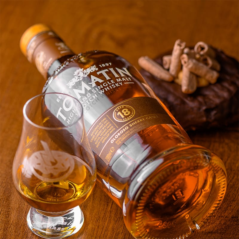 Tomatin 18   Camp Fire - Whisky And Donuts - WhiskyAndDonuts.com