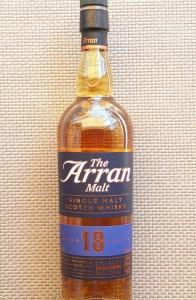 The Arran Malt 18yo