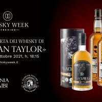 Whisky Week Treviso, le Masterclass: Duncan Taylor