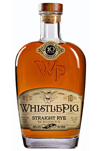 WhistlePig Rye Whiskey. Image courtesy WhistlePig Farm.