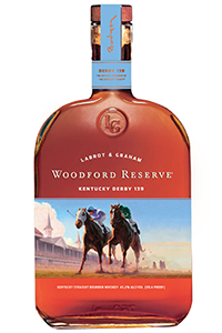 Woodford Reserve's 2013 Kentucky Derby bottle.