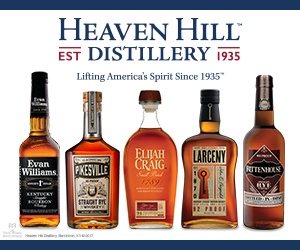Heaven Hill Distillery: Lifting America's Spirit Since 1935.