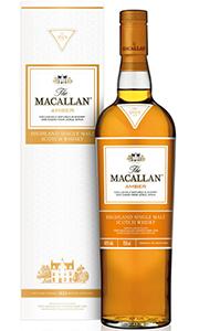 The Macallan Amber. Image courtesy The Macallan.