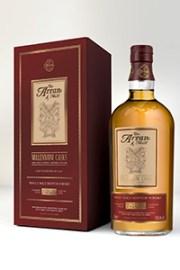 Arran's Millennium Casks Single Malt Scotch Whisky. Image courtesy Isle of Arran Distillers.
