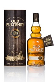 Old Pulteney 1990 Vintage. Image courtesy Inver House Distillers.