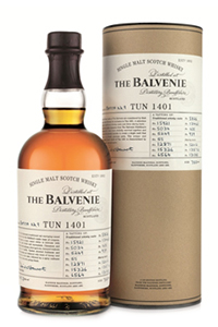 The Balvenie Tun 1401 Batch #9. Image courtesy William Grant & Sons.