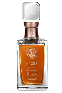 The Brora 40-Year-Old Single Malt. Image courtesy Diageo.
