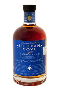 Sullivan's Cove French Oak. Image courtesy Tasmania Distillery.