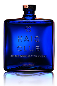 Haig Club Single Grain Scotch Whisky. Image courtesy Diageo.