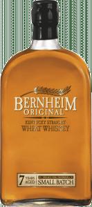 Bernheim Kentucky Straight Wheat Whiskey. Image courtesy Heaven Hill.