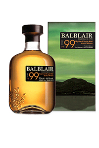 Balblair 1999 Highland Single Malt. Photo courtesy Inver House Distillers.