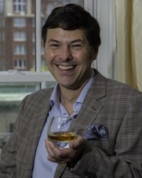 Dr. Bill Lumsden of Glenmorangie. Photo ©2014 by Mark Gillespie.
