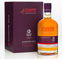 The Famous Grouse Glasgow 2014 Commemorative Edition. Image courtesy The Famous Grouse.