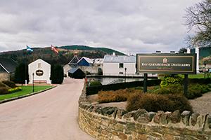 William Grant & Sons' Glenfiddich Distillery in Dufftown, Scotland. Photo ©2010 by Mark Gillespie.