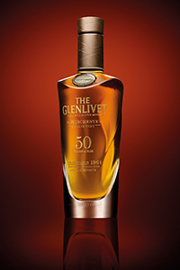 The Glenlivet Winchester Collection Vintage 1964. Image courtesy Chivas Brothers.