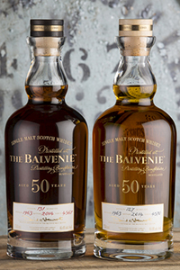 The Balvenie 50-Year-Old Casks #4567 and #4570. Image courtesy William Grant & Sons.