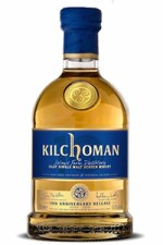 Kilchoman 10th Anniversary Bottling. Image courtesy Kilchoman.