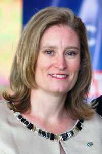 Ambassador Sarah Dickson, the Scotch Whisky Association's new Director of Global Affairs. Photo courtesy Scotch Whisky Association.