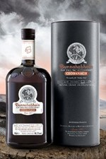 The Bunnahabhain Ceòbanach Islay Single Malt. Image courtesy Burn Stewart Distillers.
