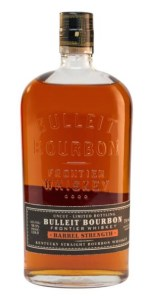 Bulleit Bourbon Barrel Strength. Image courtesy Diageo.