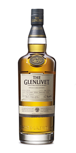 The Glenlivet Pullman 20th Century Limited Single Malt Scotch Whisky. Image courtesy The Glenlivet/Chivas Brothers.