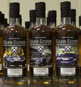 Euan Shand has owned Duncan Taylor since 2001, when he acquired the company and its stocks of whisky originally laid down by the late Abe Rosenberg.