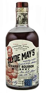 Clyde May's Straight Bourbon. Photo ©2017, Mark Gillespie/CaskStrength Media.
