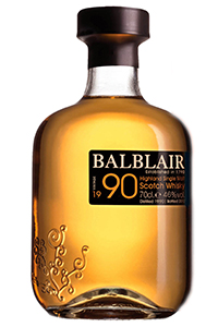 Balblair 1990 Second Release. Image courtesy Balblair.