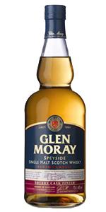 Glen Moray Elgin Classic Sherry Cask Finish. Image courtesy Glen Moray.