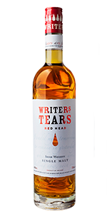 Writers' Tears Red Head. Image courtesy Walsh Whiskey Company.