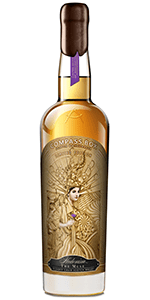"""Compass Box Hedonism """"The Muse"""" Edition. Image courtesy Compass Box."""
