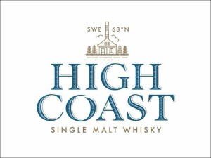 The new logo for Sweden's Box Distillery, which will be changing its name to High Coast Distillery. Image courtesy High Coast Distillery/Andrew Hogan.