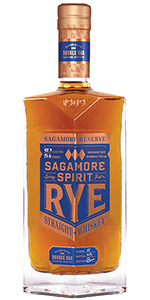 Sagamore Spirit Double Oak Rye Whiskey. Image courtesy Sagamore Spirit Distillery.