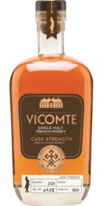 Vicomte Cask Strength. Image courtesy Venturi Brands.