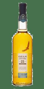 Oban 21 (2018 Edition). Image courtesy Diageo.
