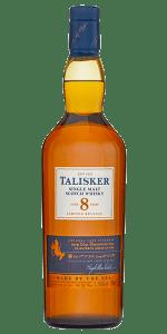 Talisker 8 (2018 Release). Image courtesy Diageo.