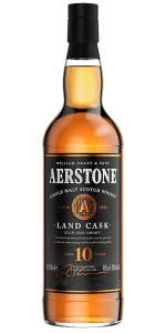 Aerstone Land Cask. Image courtesy William Grant & Sons.