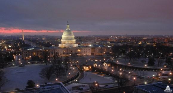 The United States Capitol. Photo courtesy Architect of the Capitol.