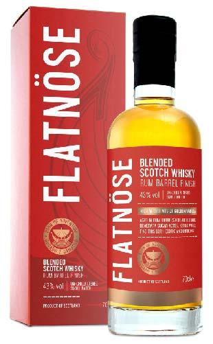 Flatnose 3D rum finish