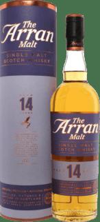 Arran 14 años en el A-B-C-Dario del whisky