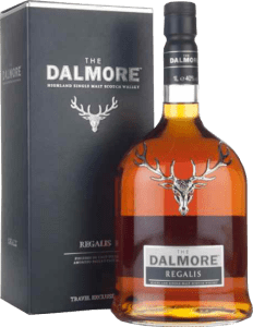 Dalmore Regalis en Madrid