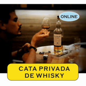 CATA PRIVADA DE WHISKY