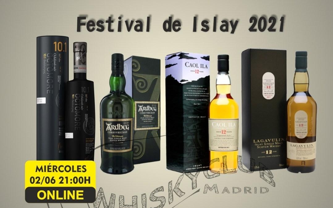 Celebramos el Festival de Islay 2021 – FÈIS ÌLE
