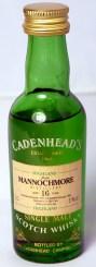 Mannochmore 16yo 5cl