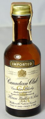 Canadian Club 1968 5cl