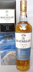 Macallan 12yo Fine Oak Ernie Button box 70cl