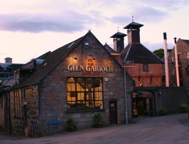 Glen Garioch Distillery, Foto von Andrew Wood, CC license